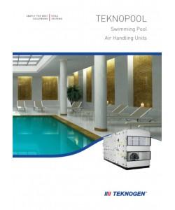 Centrala de tratare a aerului Teknogen pentru piscine
