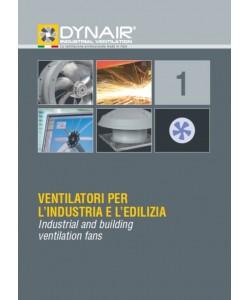 Ventilatoare industriale Dynair