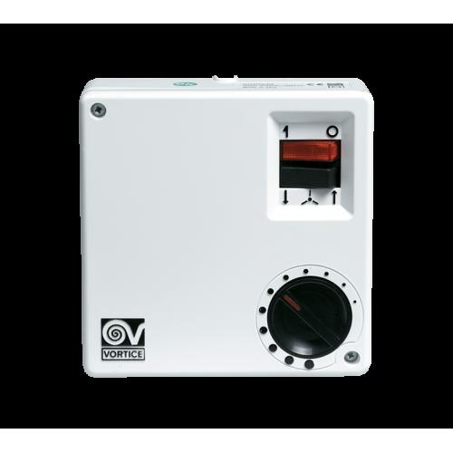 Variator de viteza reversibil VORTICE SCRR5 pentru ventilatoare fara lumina cod VOR-12963