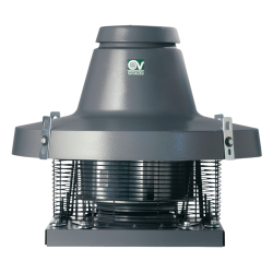 Ventilator de acoperis VORTICE pentru extractie de fum fierbinte 400°C/2h Torrette TRM 70 ED 4P cod VOR-15080