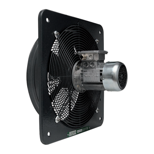 Ventilator axial VORTICE pentru instalare in zone cu risc de explozie E 254 M ATEX cod VOR-40301