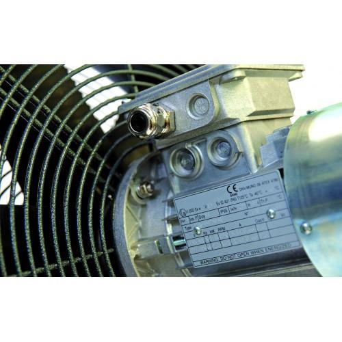 Ventilator axial VORTICE pentru instalare in zone cu risc de explozie E 304 M ATEX cod VOR-40302