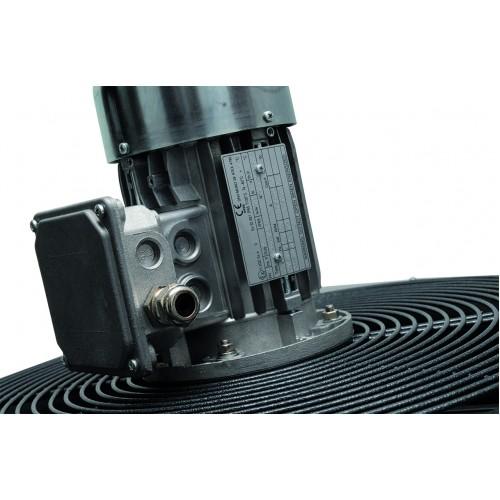 Ventilator axial VORTICE pentru instalare in zone cu risc de explozie E 504 T ATEX cod VOR-40316