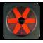 Ventilator axial plat VORTICE cu presiune mica Vorticel E 302 T cod VOR-40456