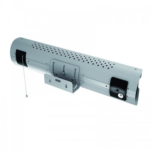 Incalzitor electric cu infrarosu VORTICE Thermologika Design gri deschis cod VOR-70003