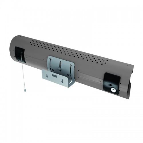 Incalzitor electric cu infrarosu VORTICE Thermologika Design gri cod VOR-70004