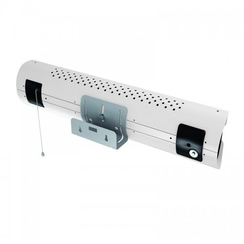 Incalzitor electric cu infrarosu VORTICE Thermologika Design alba cod VOR-70007