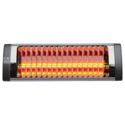 Incalzitor electric cu lampa cu halogen VORTICE Thermologika Soleil Plus cod VOR-70065