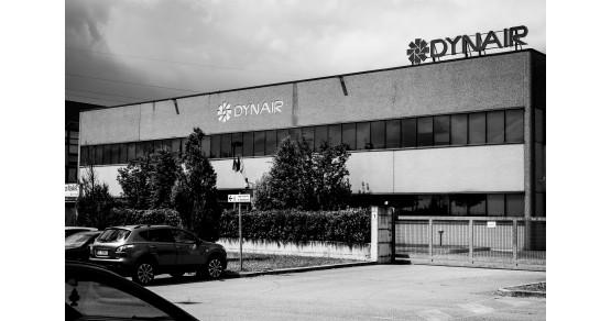 Ventilatoare industriale profesionale Dynair fabricate in Italia