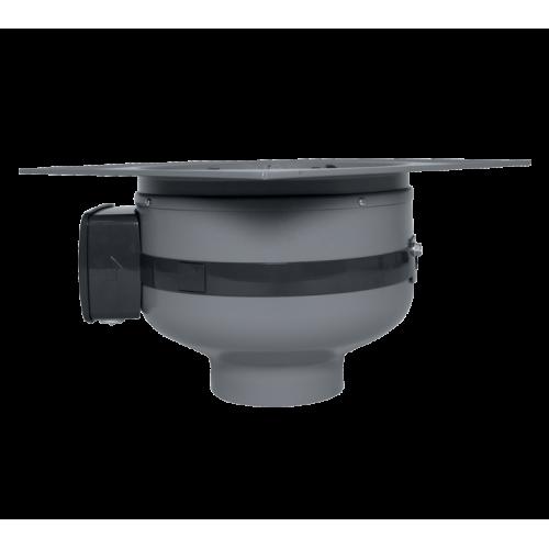 Ventilator centrifugal de perete CA 125 MD E W VORTICE cod VOR-16121