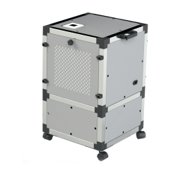 Purificator de aer cu filtru HEPA H14 Depuro PRO EVO 150 Vortice cod VOR-25089