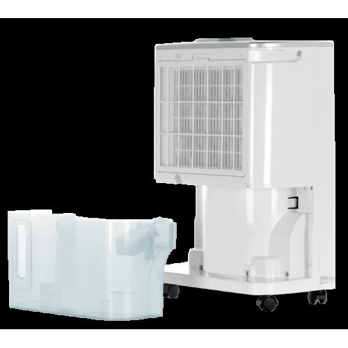 Dezumidificator Deumido 10 EVO Vortice, 10 l/24 h, filtru carbon activ, timer, cod VOR-26025