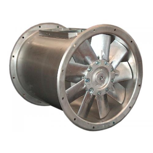 Ventilator axial bifurcat de tubulatura 200 grade C Dynair CCB