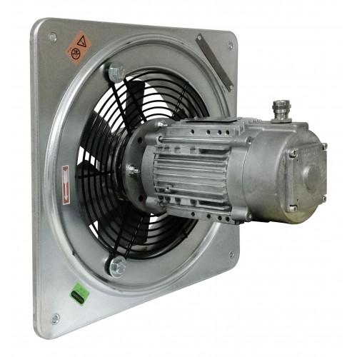 Ventilator axial de perete Dynair QC-ATEX