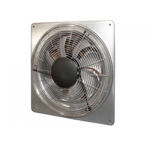 Ventilator axial de perete cu eficienta ridicata Dynair QCL