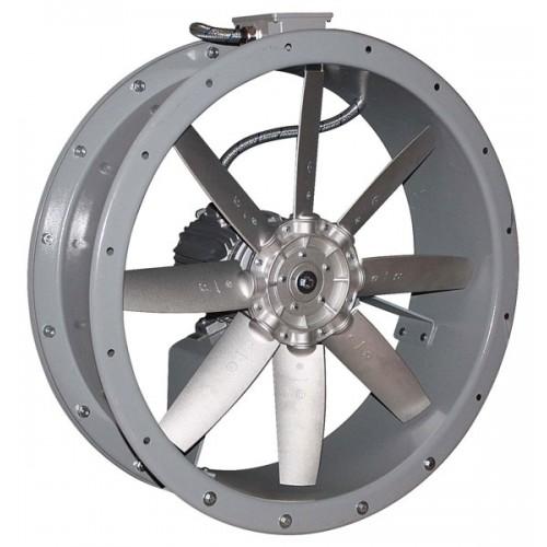 Ventilator axial de tubulatura pentru evacuare fum Dynair CC-SHT