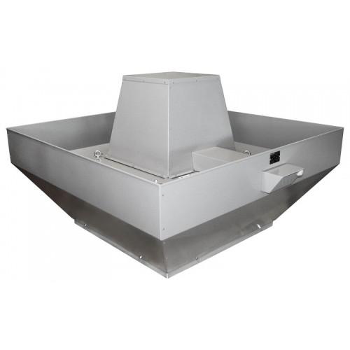 Ventilator centrifugal de acoperis pentru evacuare fum cu flux vertical Dynair TC-HT