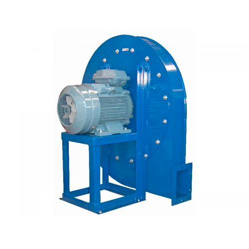 Ventilator centrifugal pentru aer incarcat cu praf 300 grade C Dynair PV-L