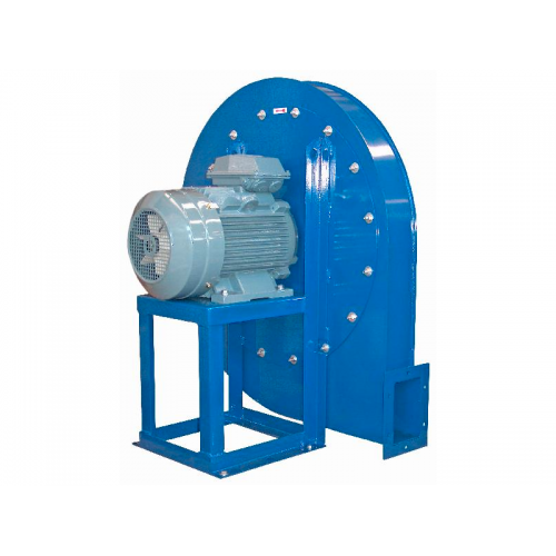 Ventilator anticoroziv centrifugal pentru aer incarcat cu praf Dynair PV-L