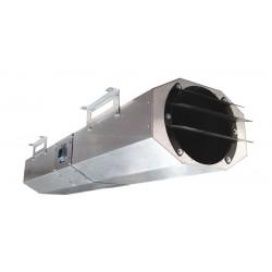 Ventilator axial cu impuls pentru evacuare fum Dynair JET FAN CC JD LP