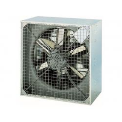 Ventilator axial cu transmisie prin curea Dynair ZOO