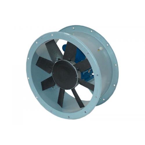 Ventilator axial de tubulatura Dynair CC-ATEX