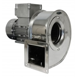 Ventilator centrifugal Dynair DIC-ATEX si DIC-INOX-ATEX