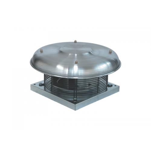 Ventilator centrifugal de acoperis cu motor cu rotor extern Dynair REA