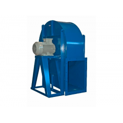 Ventilator centrifugal pentru aer curat sau partial incarcat cu praf Dynair PR-L