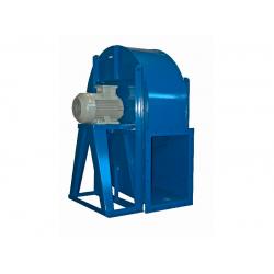 Ventilator centrifugal pentru aer incarcat cu praf 300 grade C Dynair PQ-L