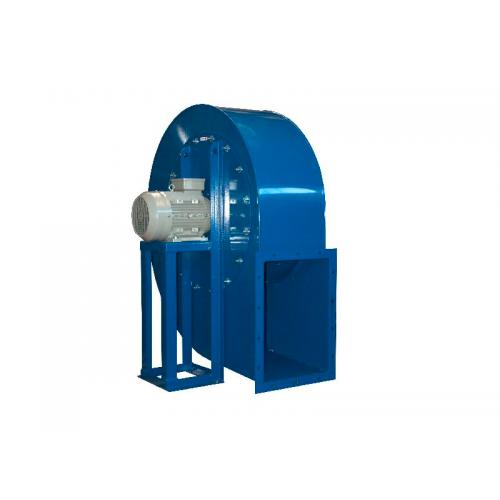 Ventilator centrifugal pentru aer incarcat cu praf 300 grade C Dynair PS-L