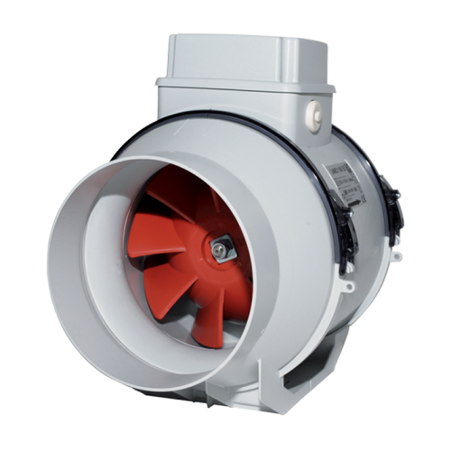 Ventilator axial in linie cu timer VORTICE Lineo 200 T V0 cu timer cod VOR-17026