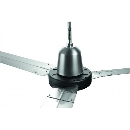 Ventilator de tavan industrial reversibil din inox Nordik Heavy Duty HD 120 VORTICE cod VOR-61024