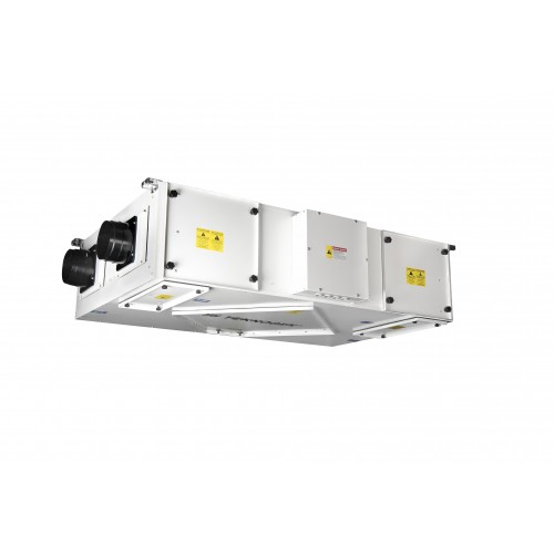 Recuperator de caldura 1500 mc/h TEVHR Teknogen cod TEK0017