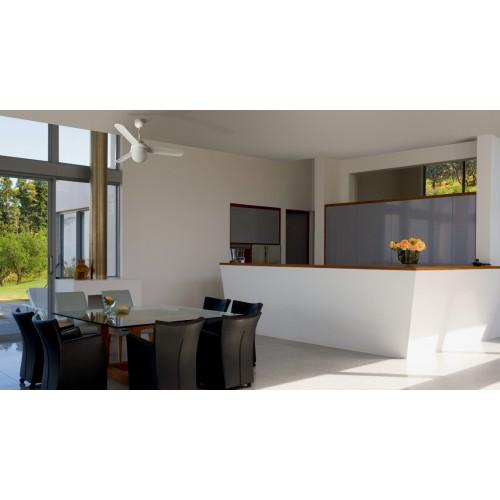 Ventilator de tavan cu lumina 90 cm Nordik Design 1SL Vortice cod VOR-61001