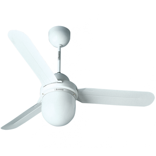 Ventilator de tavan cu lumina 140 cm Nordik Design 1SL Vortice cod VOR-61301