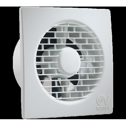 Ventilator baie Vortice Punto Filo MF 90 mm, cu timer, clapeta antiretur, debit 65 mc/h cod VOR-11126