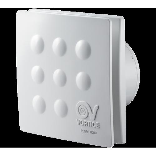 Ventilator casnic Punto Four MFO 100/4 T cu timer VORTICE cod VOR-11146