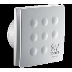 Ventilator baie Vortice Punto Four MFO 90 mm, cu timer, clapeta antiretur, debit 65 mc/h
