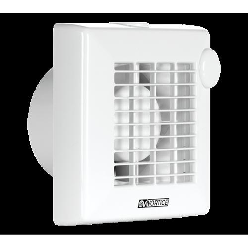 Ventilator axial Punto M 100/4 T cu timer VORTICE