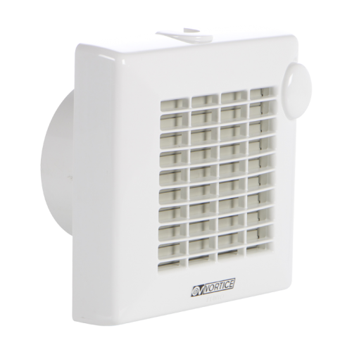 Ventilator axial Punto M 120/5 A T automat cu timer VORTICE