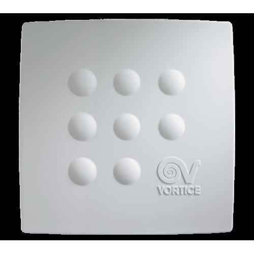 Ventilator centrifugal Vort Quadro Medio I T incastrabil cu timer VORTICE