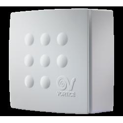 Ventilator centrifugal Vort Quadro Micro 100 cu timer VORTICE