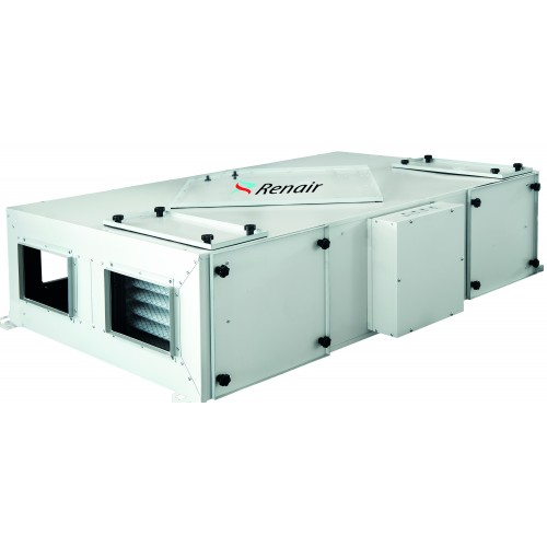 Recuperator caldura 1000 mc/h RHR RENAIR cod REN0002