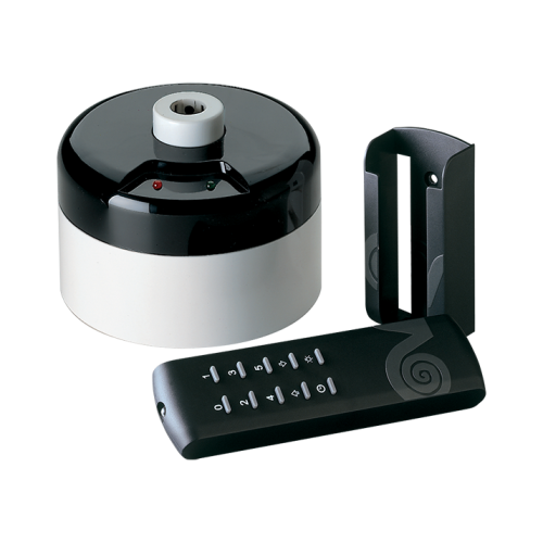 Sistem de control cu telecomanda prin infrarosu Telenordik 5T VORTICE cod VOR-22387