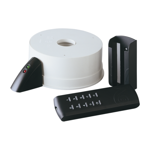 Sistem de control cu telecomanda prin infrarosu Telenordik 5TR VORTICE cod VOR-22386