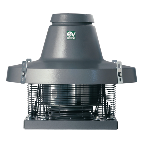 Ventilator de acoperis VORTICE pentru extractie de fum fierbinte 400°C/2h Torrette TRT 100 ED 8P cod VOR-15085