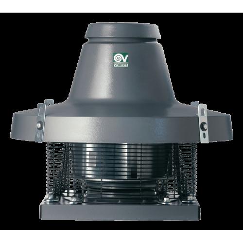 Ventilator de acoperis VORTICE pentru extractie de fum fierbinte 400°C/2h Torrette TRT 150 ED 6P cod VOR-15086