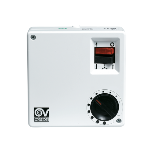 Variator de viteza reversibil VORTICE pentru ventilatoare fara lumina SCNR5 cod VOR-12955