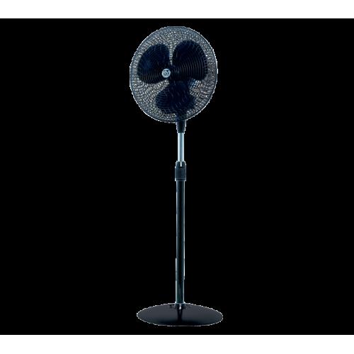 Ventilator rotativ cu picior VORTICE Gordon C 40/16 N negru cod VOR-60621